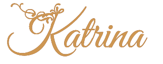 katrina-name-flourish+gold
